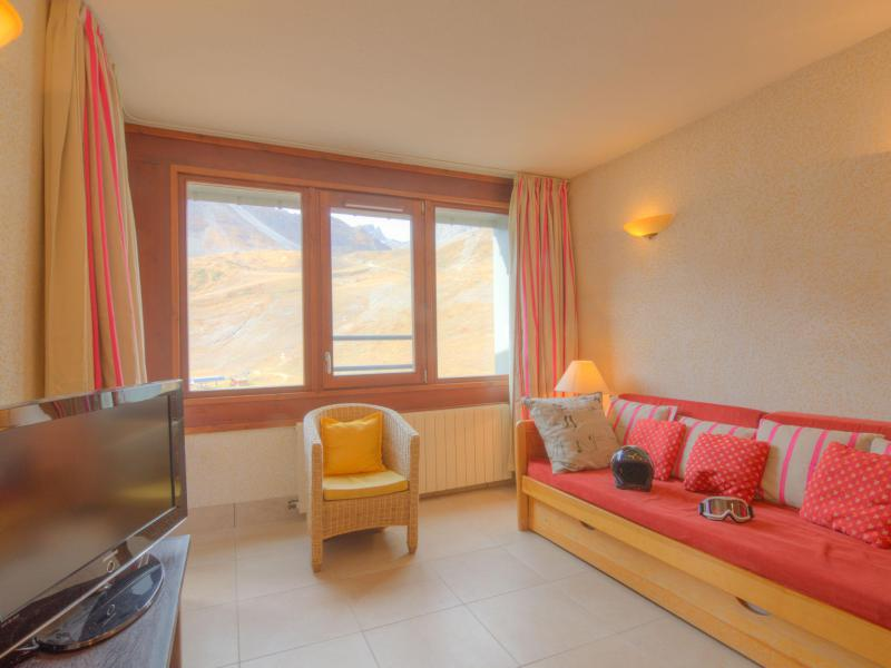 Holiday in mountain resort 2 room apartment 6 people (37) - Le Curling B - Tignes - Accommodation