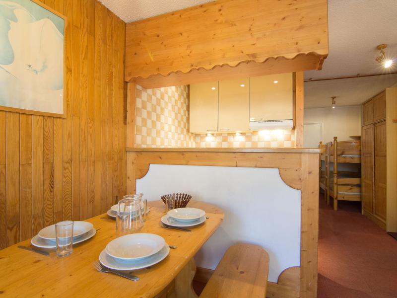 Holiday in mountain resort 2 room apartment 6 people (9) - Le Curling B - Tignes - Accommodation