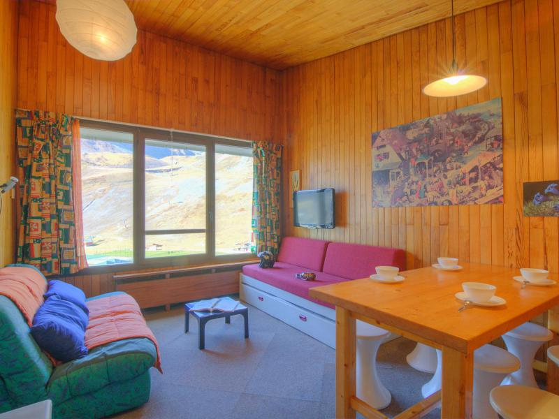 Holiday in mountain resort 3 room apartment 6 people (22) - Le Curling B - Tignes - Living room