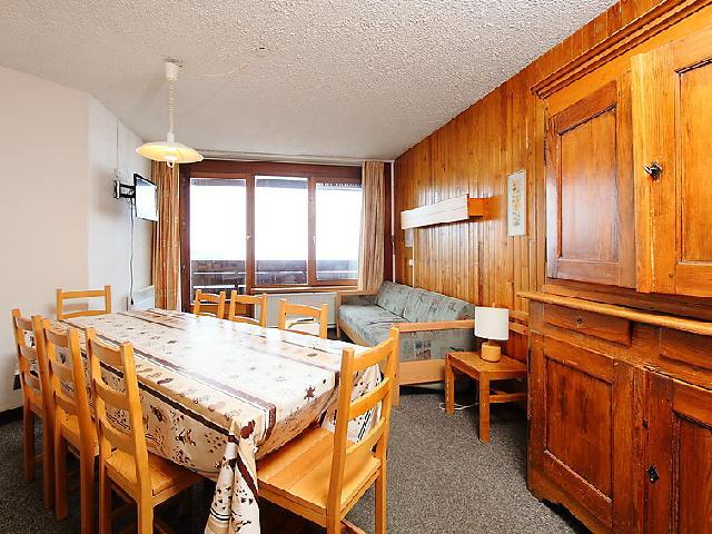 Holiday in mountain resort 3 room apartment 8 people (13) - Le Curling B - Tignes - Accommodation