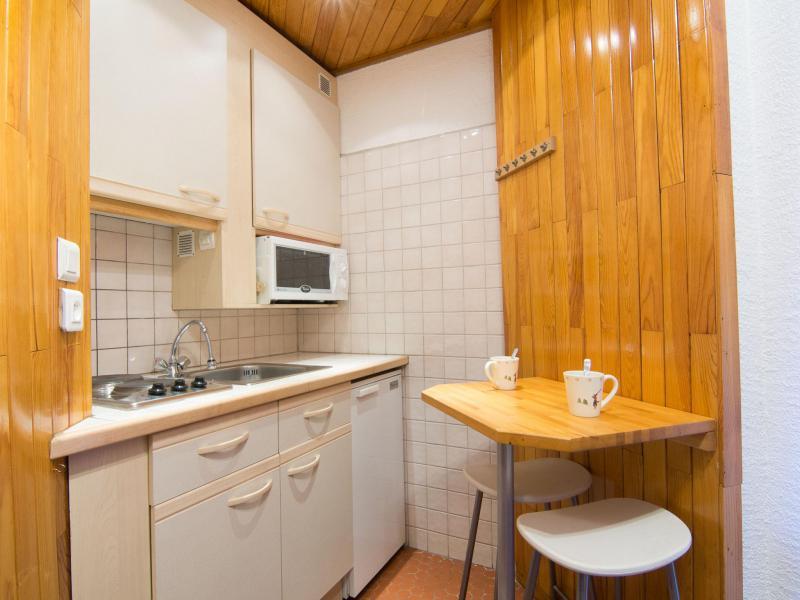 Vakantie in de bergen Appartement 1 kamers 4 personen (36) - Le Curling B - Tignes