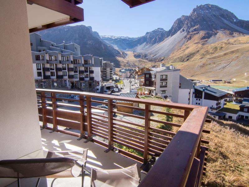 Vakantie in de bergen Appartement 2 kamers 6 personen (27) - Le Curling B - Tignes