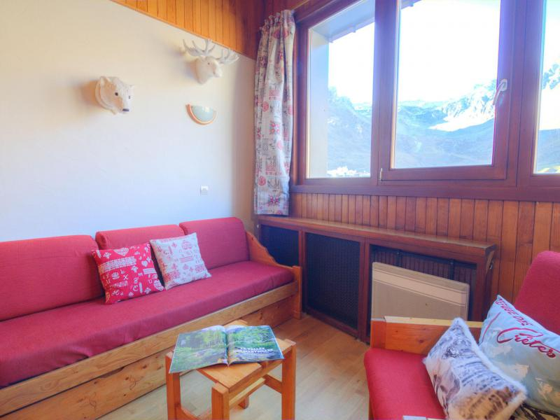 Vakantie in de bergen Appartement 2 kamers 6 personen (21) - Le Curling B - Tignes - Verblijf