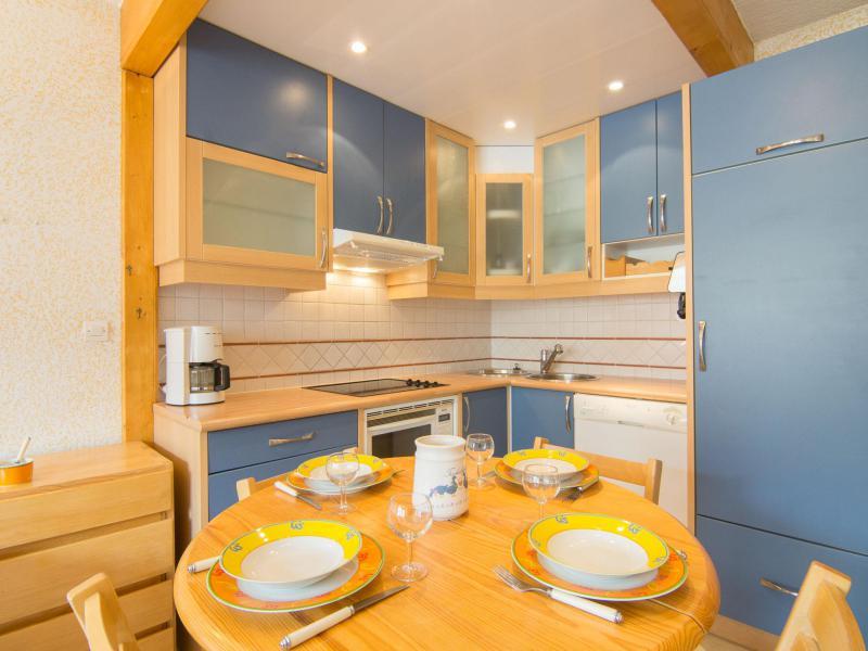 Vakantie in de bergen Appartement 2 kamers 6 personen (37) - Le Curling B - Tignes - Verblijf