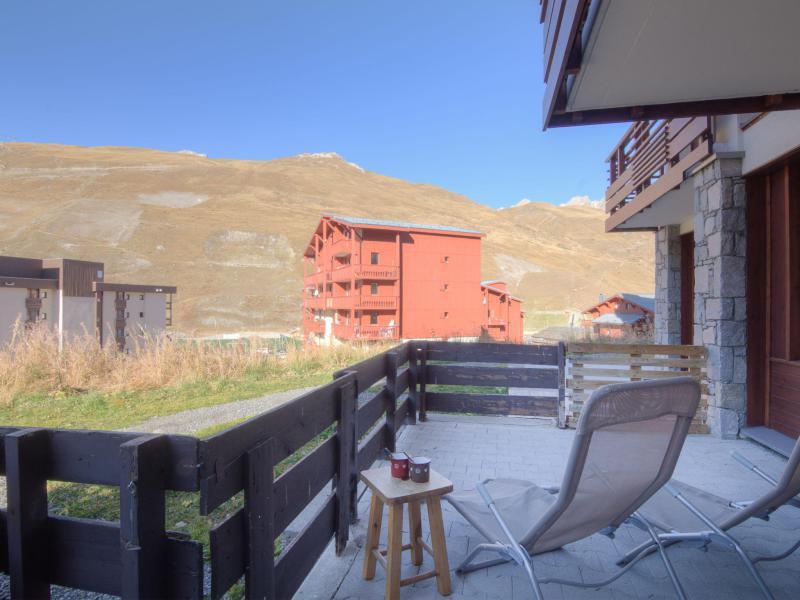 Vakantie in de bergen Appartement 2 kamers 6 personen (38) - Le Curling B - Tignes - Verblijf