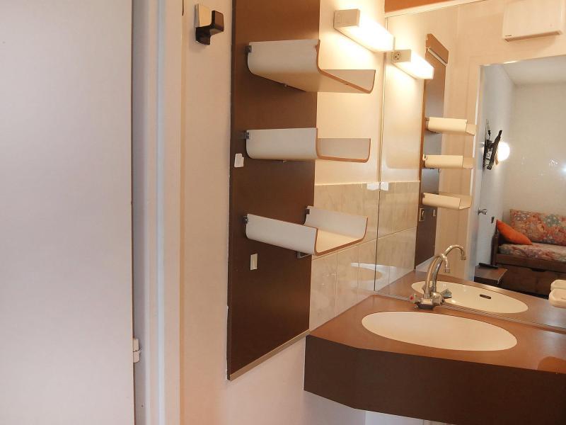 Vakantie in de bergen Appartement 1 kamers 3 personen (1) - Le Génépi - Les Menuires - Verblijf