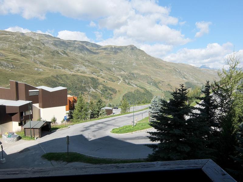 Vakantie in de bergen Appartement 1 kamers 3 personen (3) - Le Génépi - Les Menuires - Verblijf