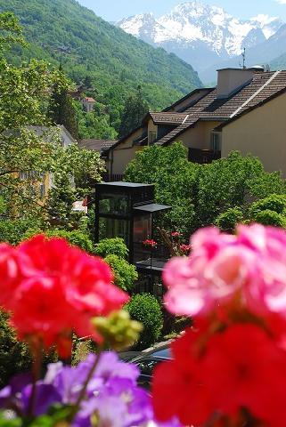 Vacaciones en montaña Le Golf Hôtel - Brides Les Bains -