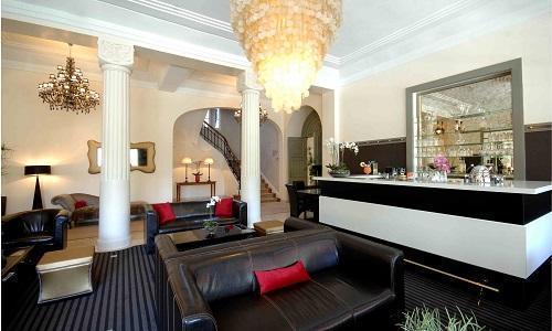 Urlaub in den Bergen Le Golf Hôtel - Brides Les Bains -
