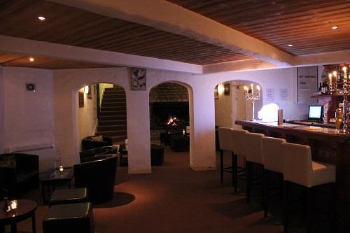 Urlaub in den Bergen Le Golf Hôtel - Brides Les Bains - Bar