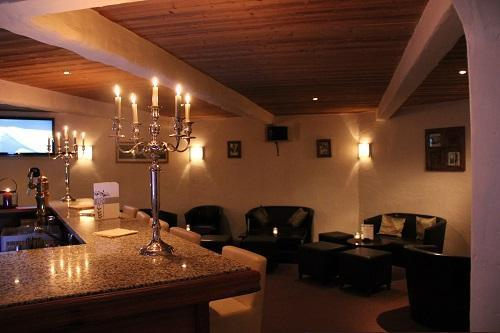 Vacaciones en montaña Le Golf Hôtel - Brides Les Bains - Bar