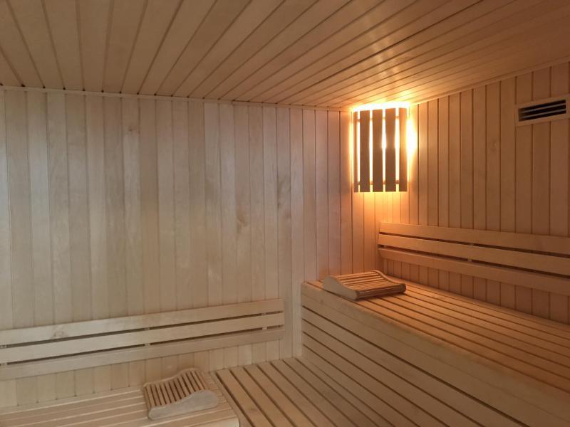 Vacaciones en montaña Le Golf Hôtel - Brides Les Bains - Sauna