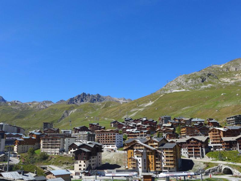 Vakantie in de bergen Appartement 1 kamers 3 personen (5) - Le Grand Pré - Tignes