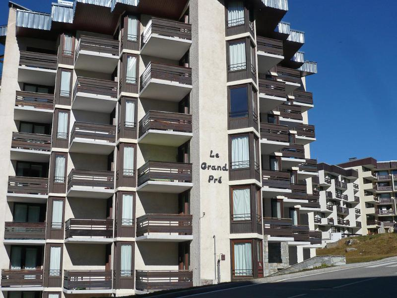 Holiday in mountain resort 1 room apartment 3 people (5) - Le Grand Pré - Tignes - Summer outside