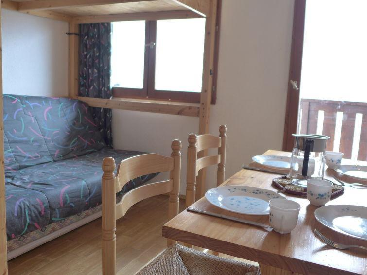 Holiday in mountain resort Studio sleeping corner 4 people (9) - Le Grand Ski - Tignes - Accommodation