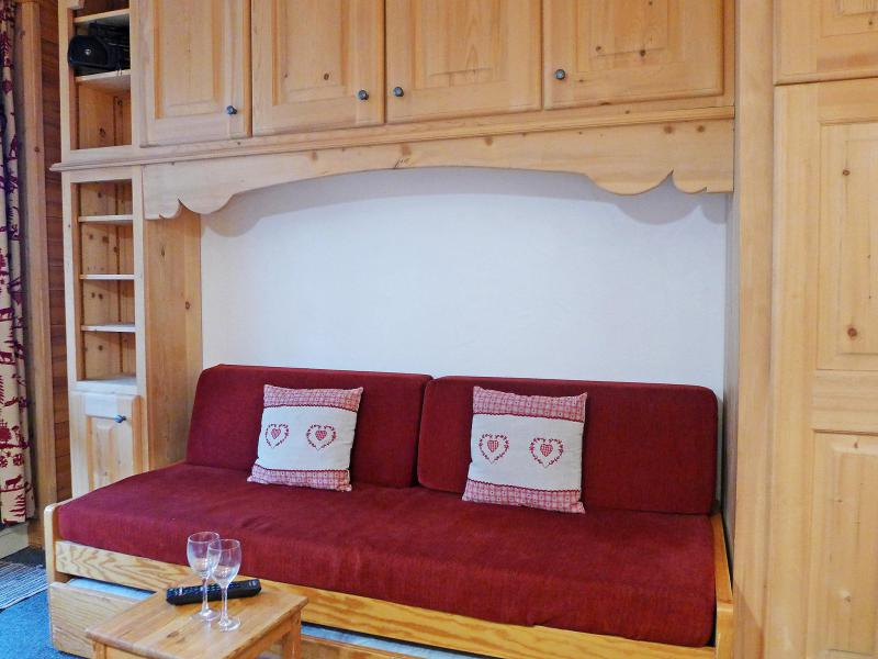Holiday in mountain resort 1 room apartment 4 people (8) - Le Grand Tichot A et B - Tignes - Accommodation