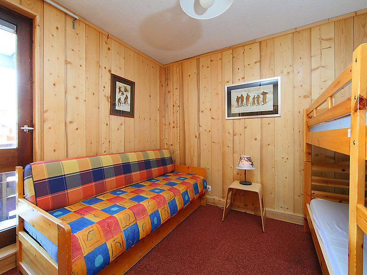 Holiday in mountain resort 2 room apartment 4 people (12) - Le Grand Tichot A et B - Tignes - Accommodation
