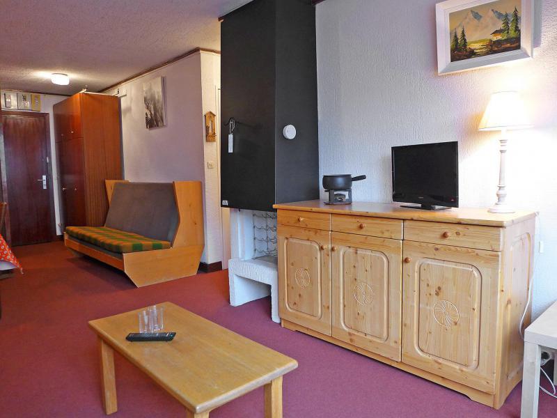 Vakantie in de bergen Appartement 1 kamers 3 personen (3) - Le Grand Tichot A et B - Tignes