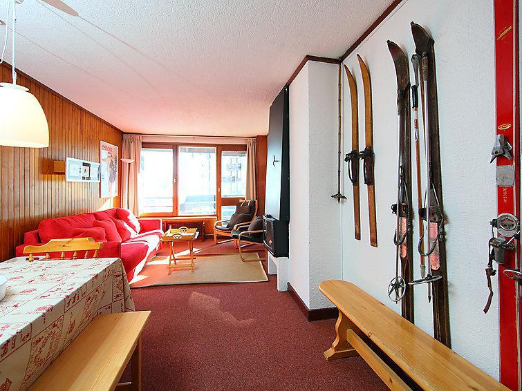 Holiday in mountain resort 2 room apartment 4 people (12) - Le Grand Tichot A et B - Tignes - Summer outside