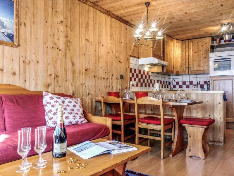 Vakantie in de bergen Appartement 3 kamers 8 personen (5) - Le Grand Tichot A et B - Tignes