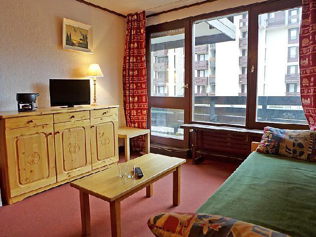 Vakantie in de bergen Appartement 1 kamers 3 personen (3) - Le Grand Tichot A et B - Tignes - Verblijf