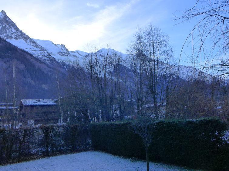 Holiday in mountain resort 2 room apartment 4 people (1) - Le Grand Triolet - Chamonix - Accommodation