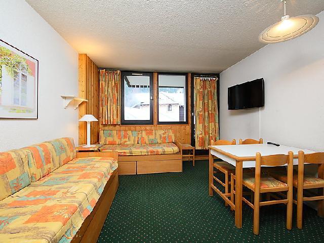 Vakantie in de bergen Appartement 1 kamers 4 personen (1) - Le Grépon - Chamonix - Verblijf