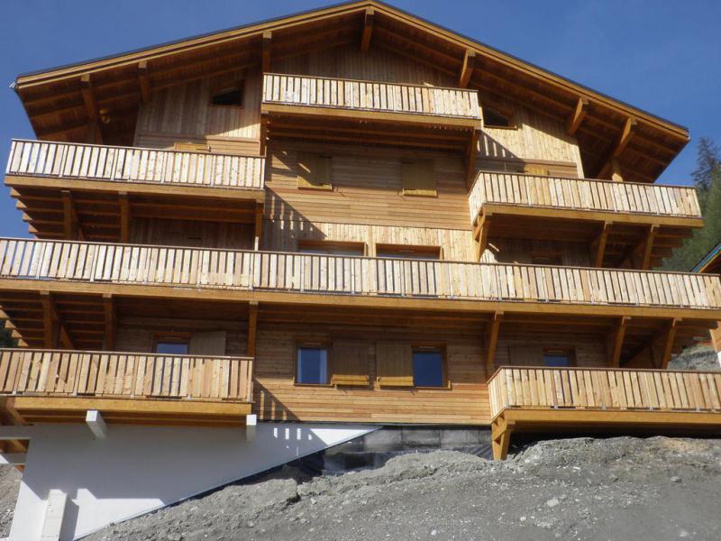 Holiday in mountain resort Le Hameau Crête Côte - La Plagne
