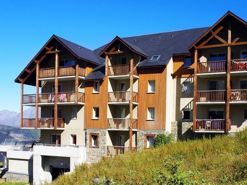 Vacances en montagne Le Hameau de Balestas - Peyragudes