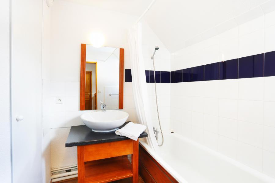 Urlaub in den Bergen Le Hameau de Balestas - Peyragudes - Badezimmer