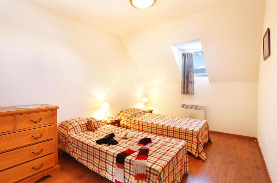 Urlaub in den Bergen Le Hameau de Balestas - Peyragudes - Einzelbett