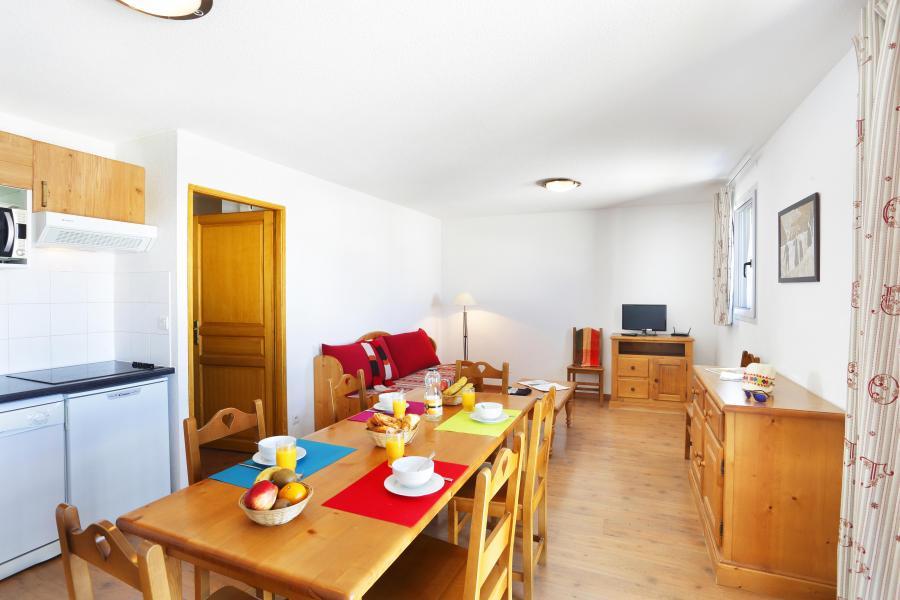 Urlaub in den Bergen Le Hameau de Balestas - Peyragudes - Offene Küche