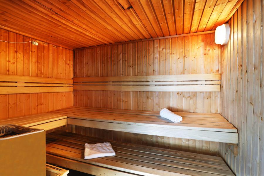 Urlaub in den Bergen Le Hameau de Balestas - Peyragudes - Sauna