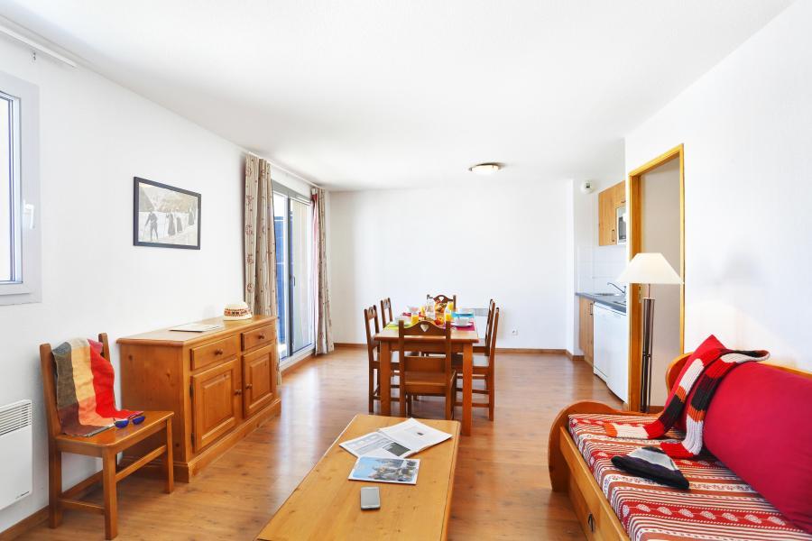 Urlaub in den Bergen Le Hameau de Balestas - Peyragudes - Sitzbank