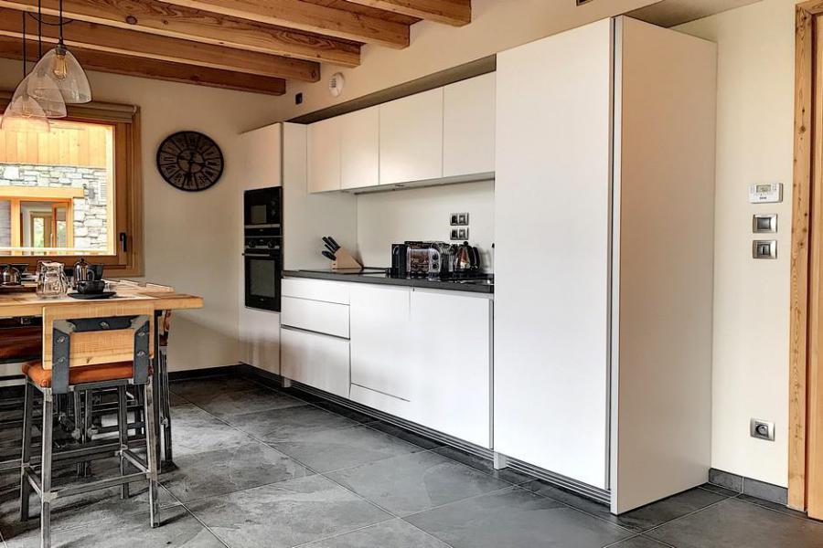 Каникулы в горах Шале триплекс 4 комнат 6 чел. (Carcosa) - Le Hameau de Caseblanche - Saint Martin de Belleville - Небольш&