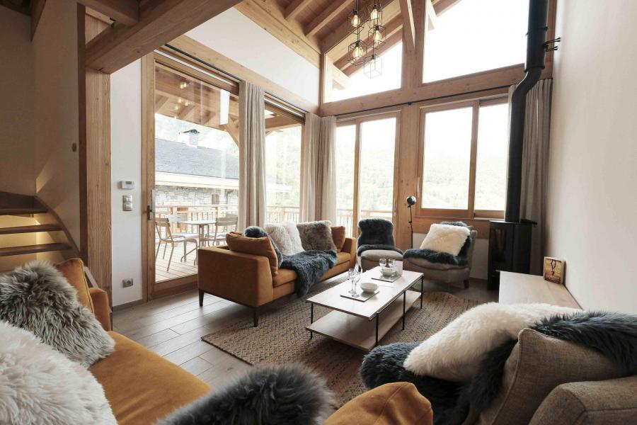 Каникулы в горах Шале триплекс 5 комнат 8 чел. (Winterfold) - Le Hameau de Caseblanche - Saint Martin de Belleville - Салон