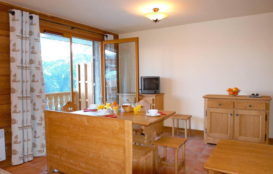 Vacances en montagne Le Hameau de Praroustan - Pra Loup - Fenêtre
