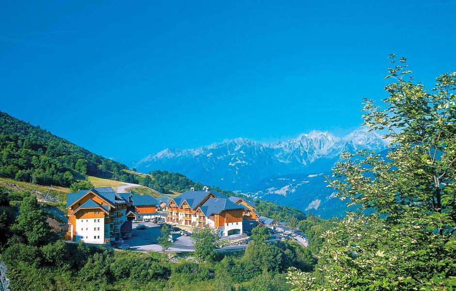 Vacances en montagne Le Hameau de Saint François - Saint-François Longchamp - Extérieur été