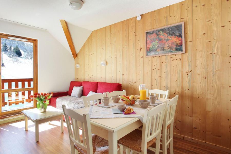 Urlaub in den Bergen Le Hameau de Saint François - Saint-François Longchamp - Tisch