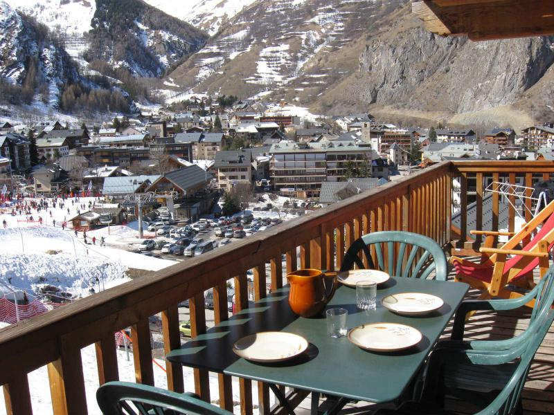 Holiday in mountain resort 2 room apartment 4 people (302) - Le Hameau de Vallée d'Or - Valloire
