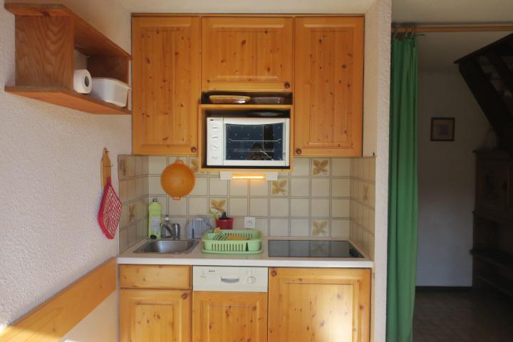 Wakacje w górach Apartament 3 pokojowy 6 osób (G226) - Le Hameau des Quatres Sais  - Châtel - Aneks kuchenny