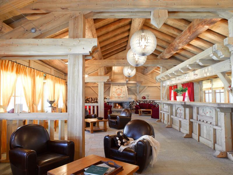 Urlaub in den Bergen Le Hameau du Beaufortain - Les Saisies - Rezeption