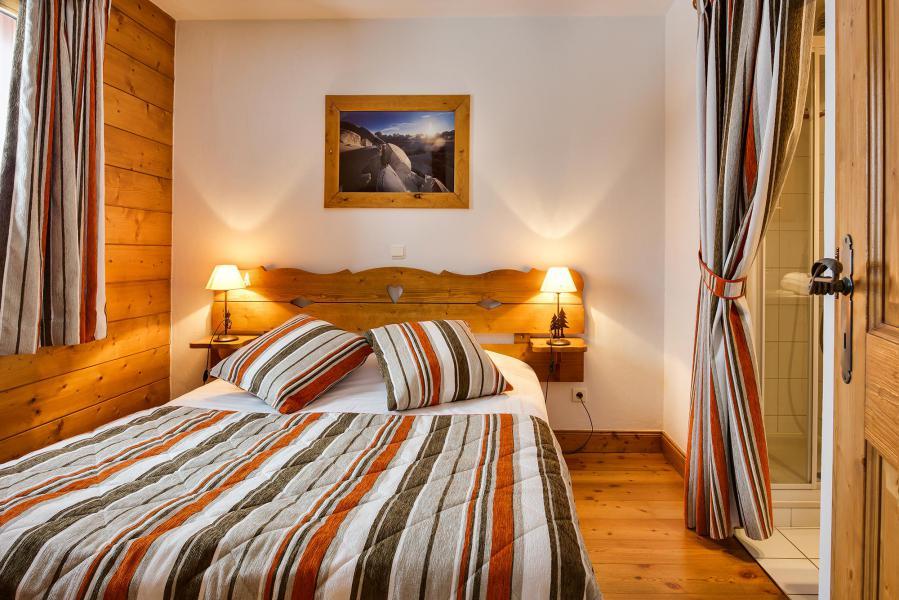 Urlaub in den Bergen Le Hameau du Beaufortain - Les Saisies - Schlafzimmer