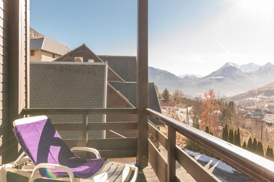 Location au ski Appartement 4 pièces 8 personnes (BRI510-DE03) - Le Hameau du Grand Serre - Serre Chevalier - Extérieur été
