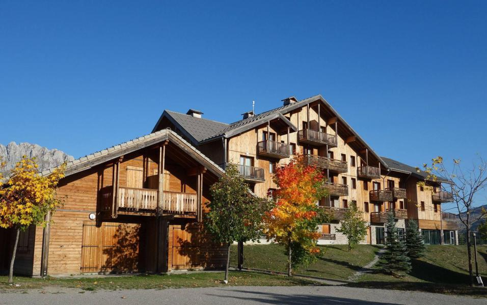 Alquiler al esquí Le Hameau du Puy - Superdévoluy - Verano