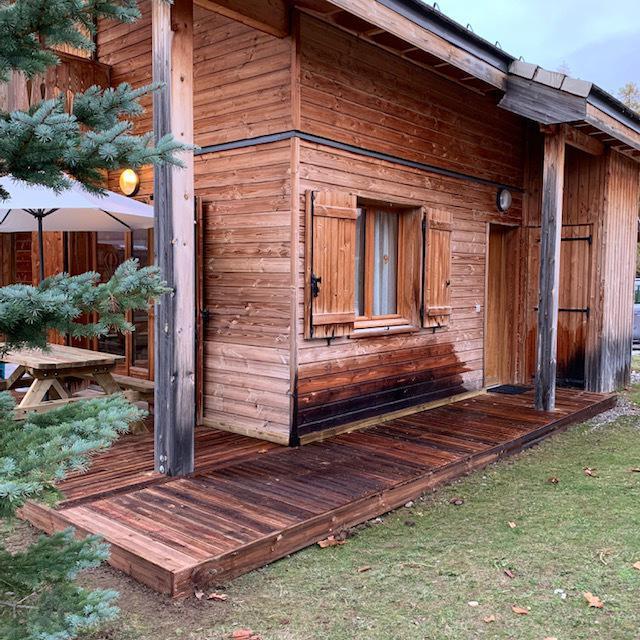 Alquiler al esquí Chalet adosado duplex 3 piezas para 8 personas (N2) - Le Hameau du Puy - Superdévoluy - Verano