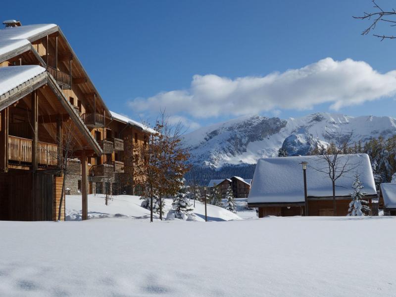 Vacances en montagne Le Hameau du Puy - Superdévoluy