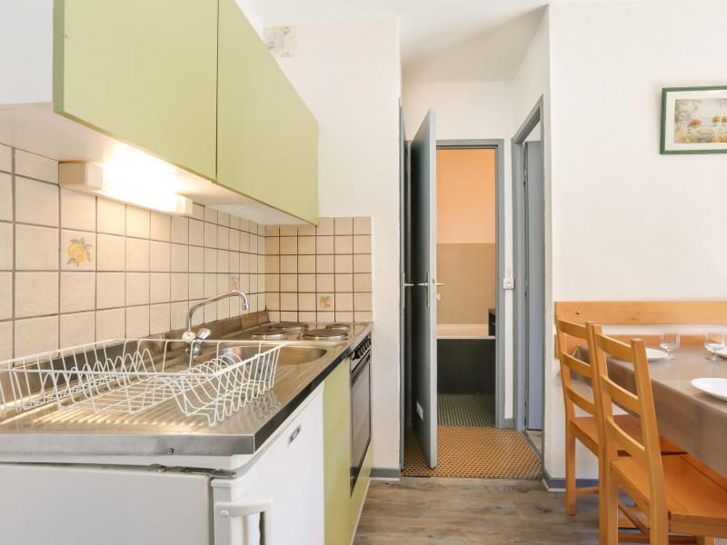 Holiday in mountain resort 2 room apartment 4 people (10) - Le Jetay - Les Menuires - Accommodation