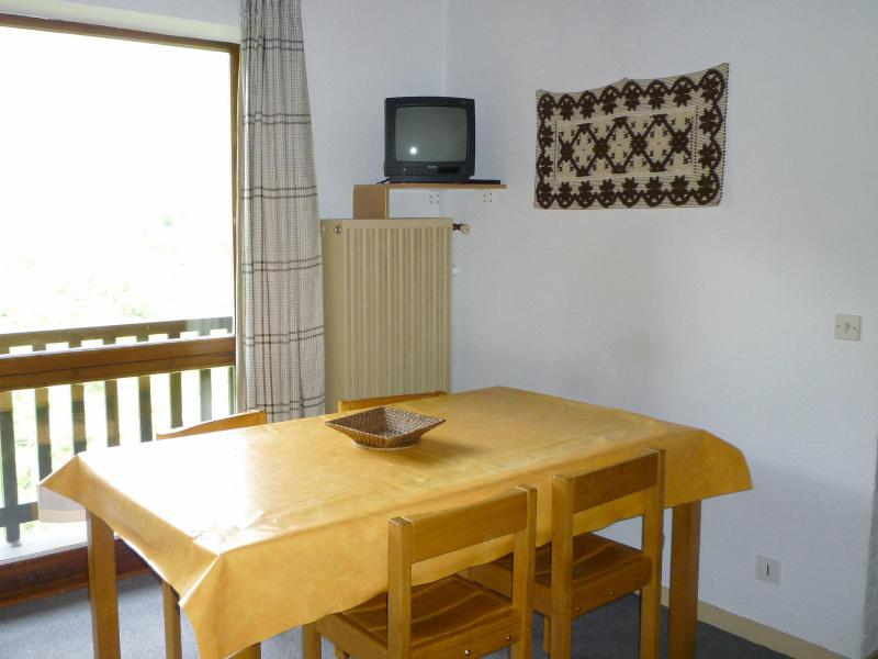 Holiday in mountain resort 2 room apartment 6 people (13) - Le Jetay - Les Menuires - Table
