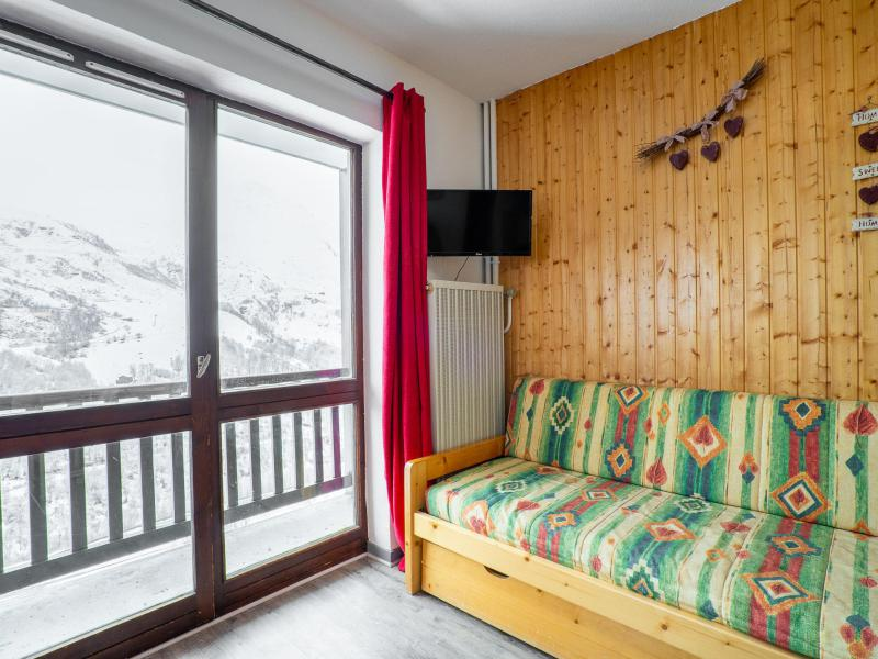 Vakantie in de bergen Appartement 2 kamers 4 personen (10) - Le Jetay - Les Menuires